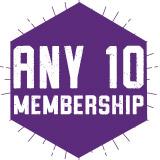 Any 10 Membership