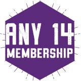 Any 14 Membership